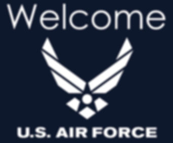 Welcome Air Force