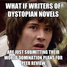 keanu reeves literary meme