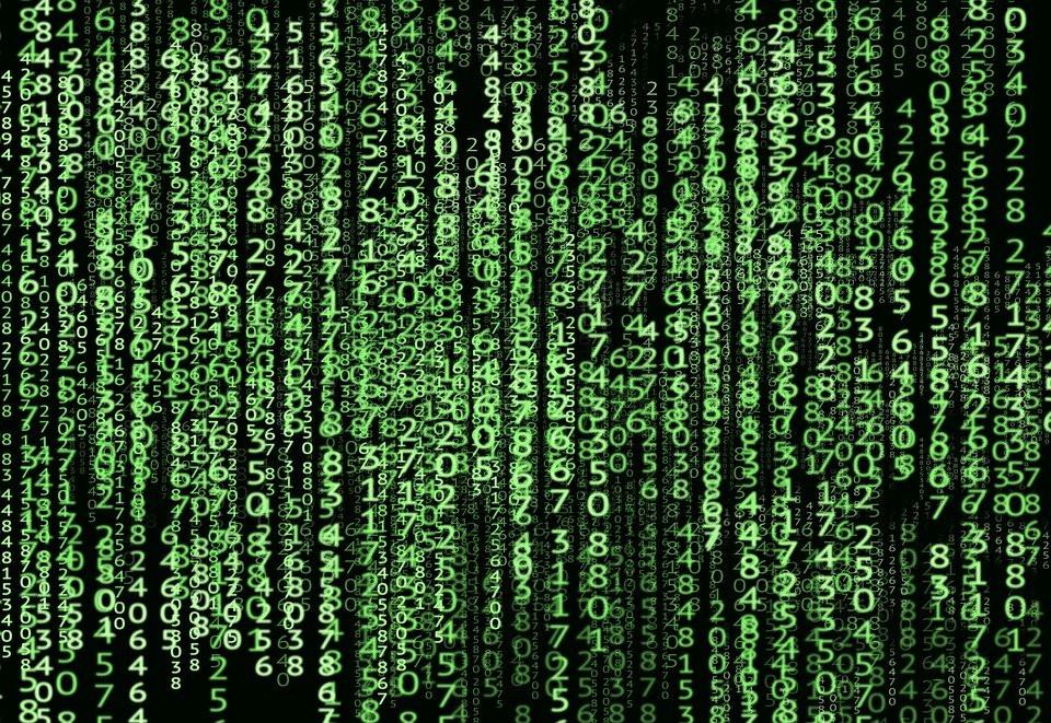 Matrix code numbers