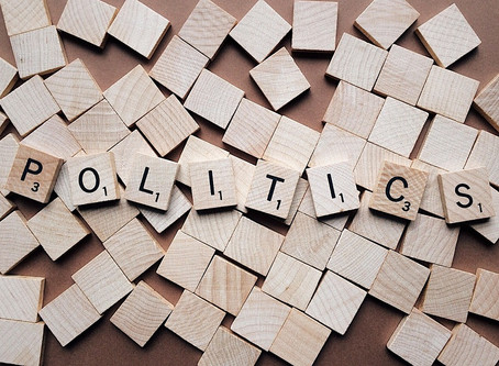 Should Writers Talk Politics? - Poem