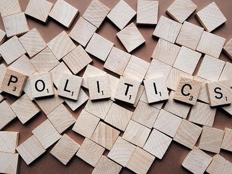 Should Writers Talk Politics? - Poem