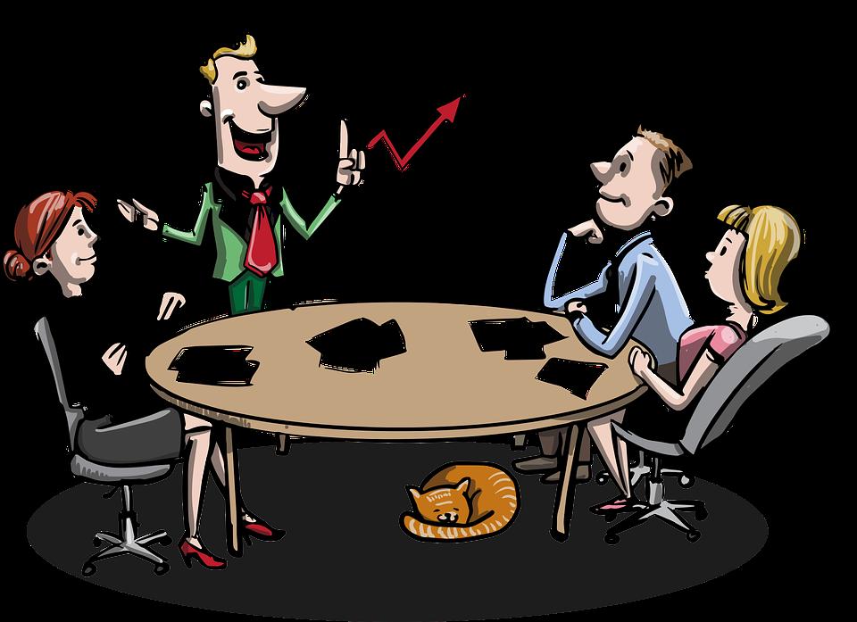 meeting business brainstorm brainstorming