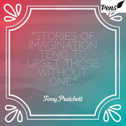 stories of imagination quote
