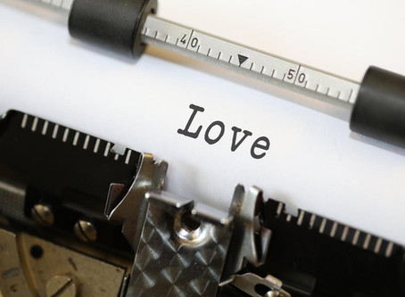 Writing About Love - Op-Ed Piece