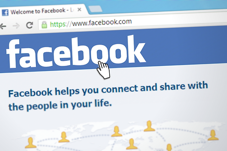 facebook social network network connection