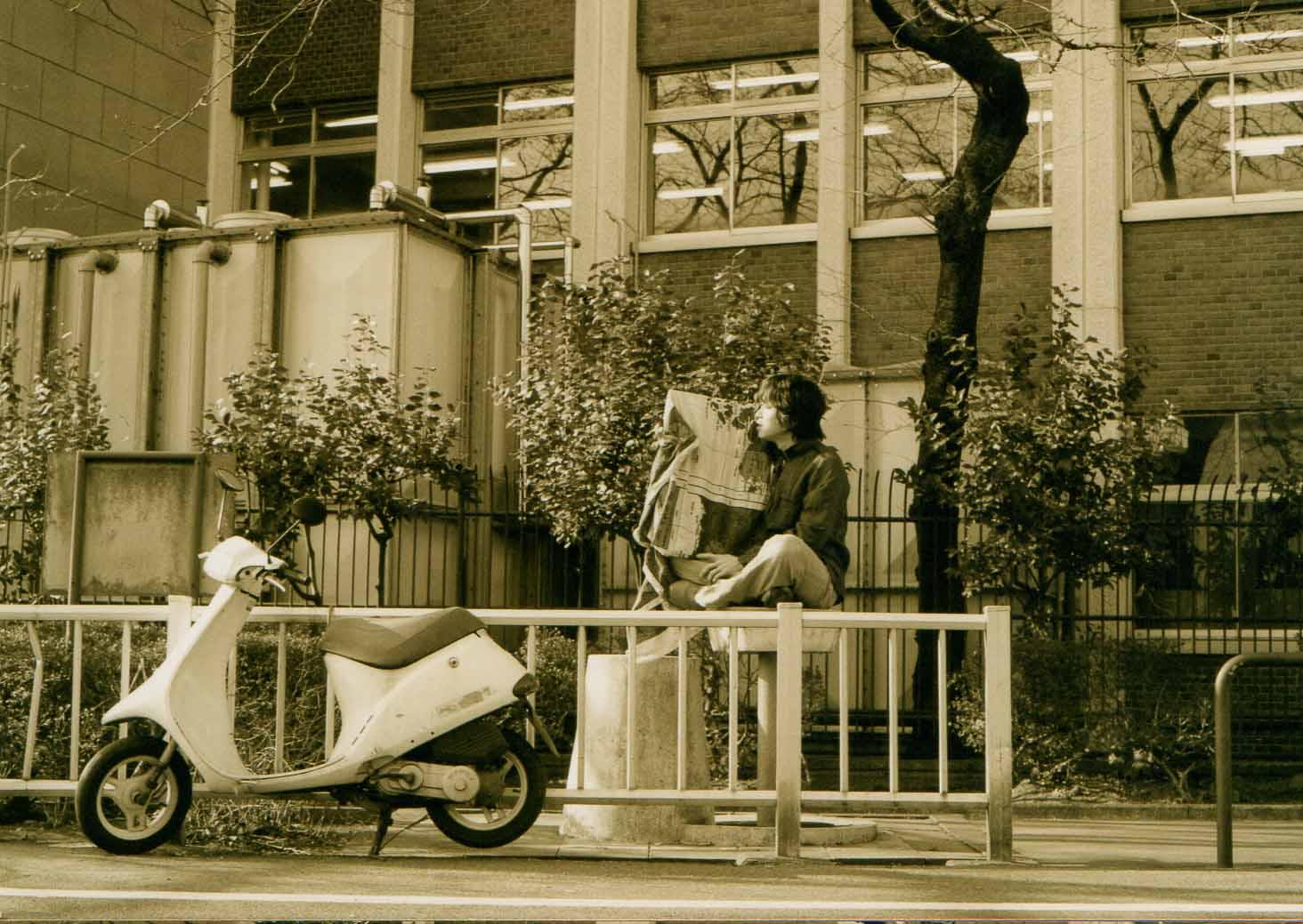 セピアバイク3