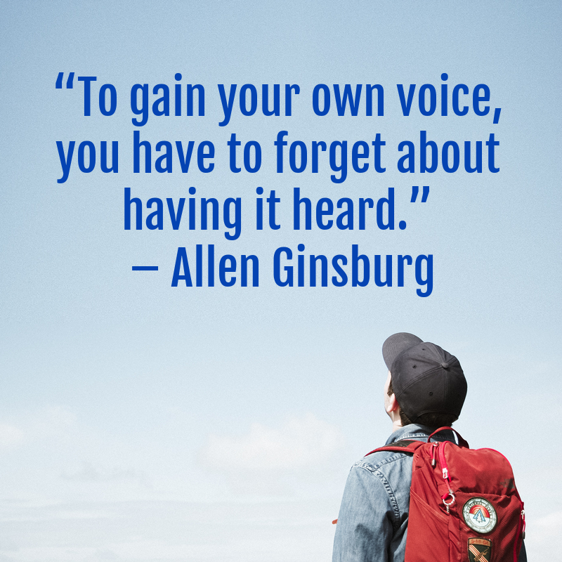 Ginsberg quote