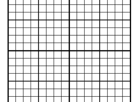 Grid - One Word Prompt