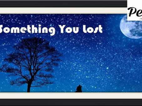 Something You Lost - Writing Prompt