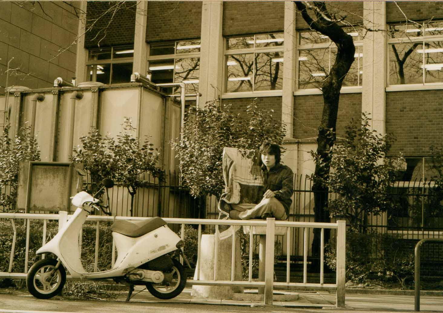 セピアバイク2