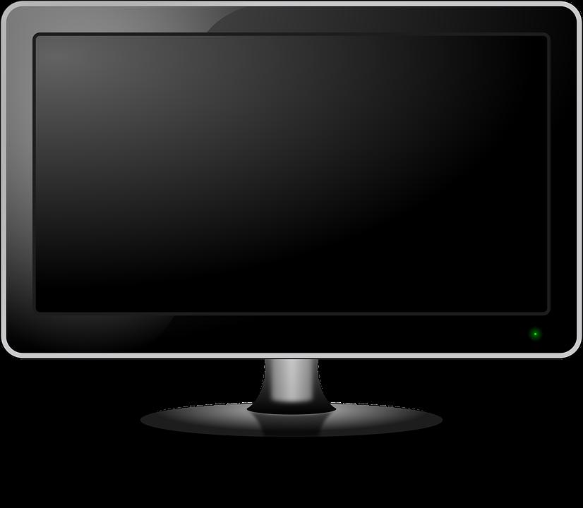monitor tv television flat panel display