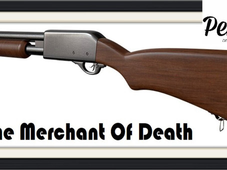 The Merchant Of Death - Short Story