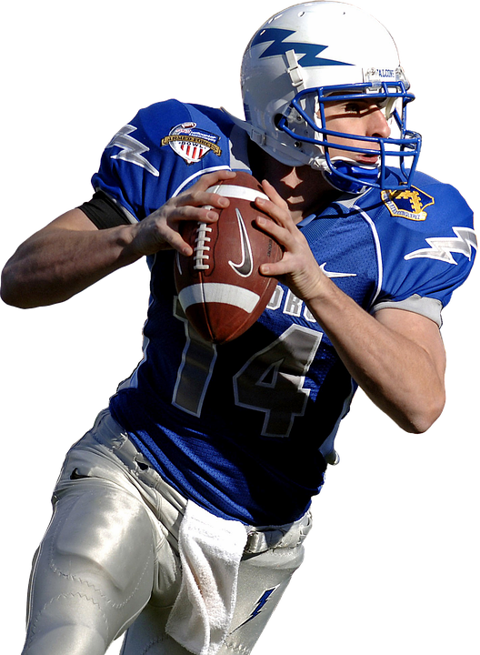 quarterback american football sport competition player