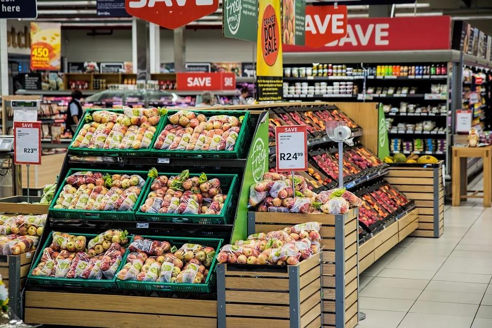 retail store supermarket