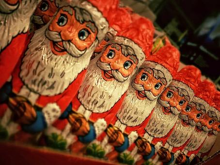Happiness And Santa - Short Story