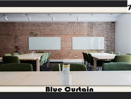 Blue Curtain - Short Story