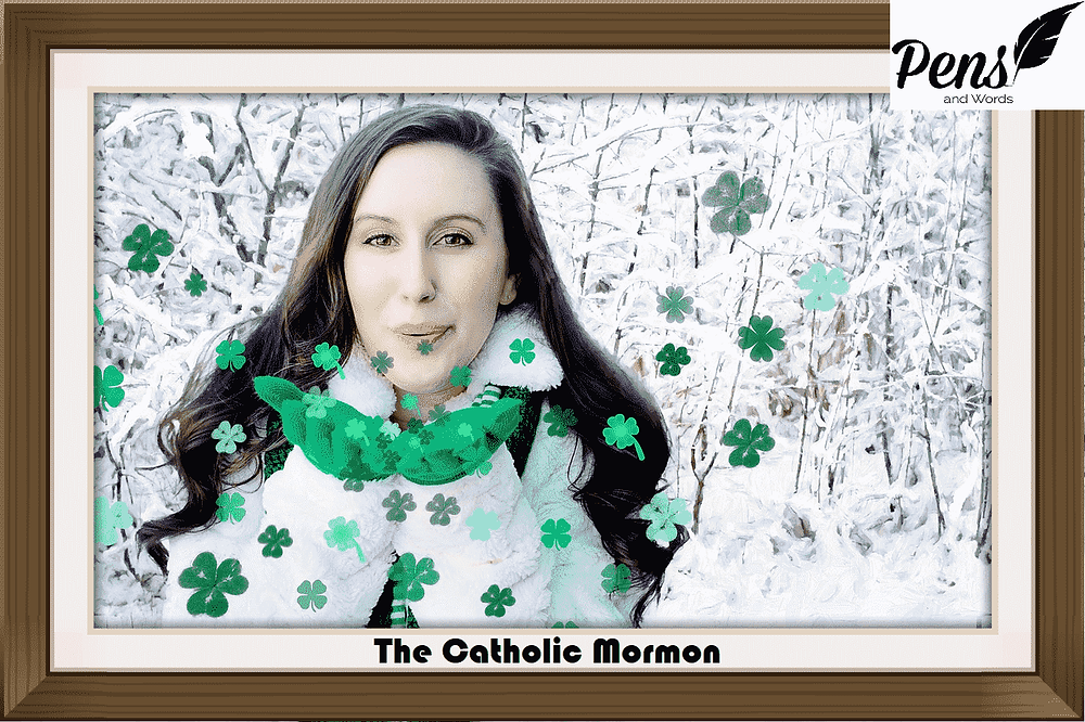 saint patrick st paddy's day pens and words