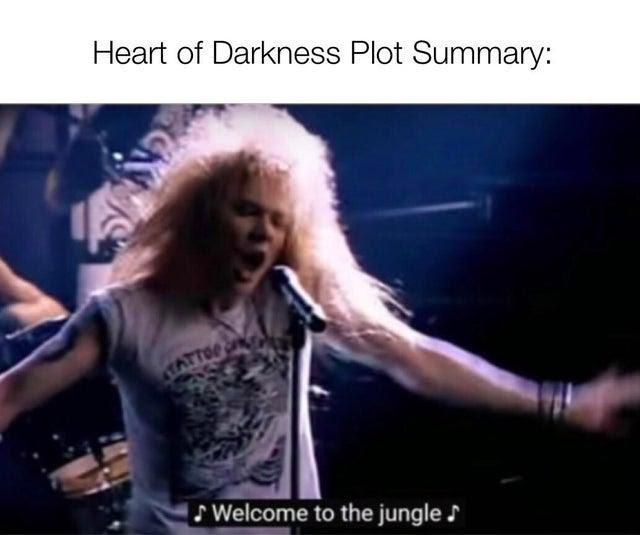 Literary memes