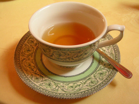 Tea - One Word Prompt