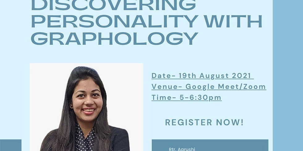 Discovering Personality through Graphology