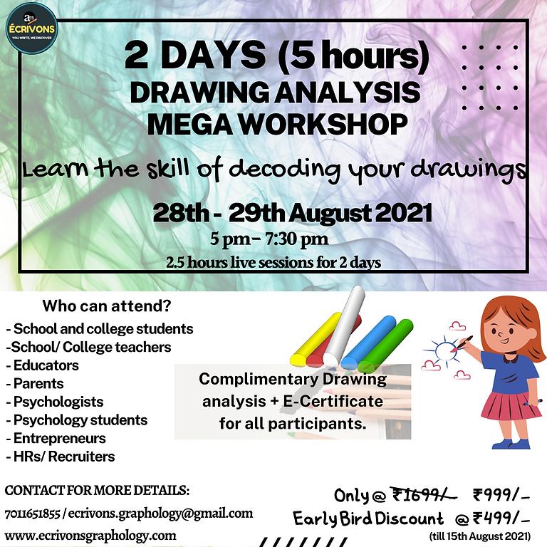 2 Days Drawing Analysis Mega Workshop