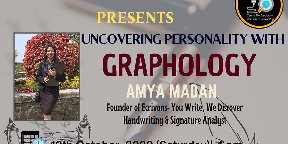 Uncovering personality with Graphology ( under the platform FIREFLIES)