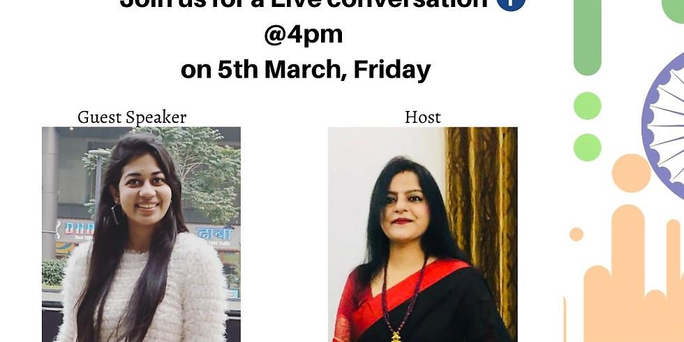 FIT INDIA- A talk series