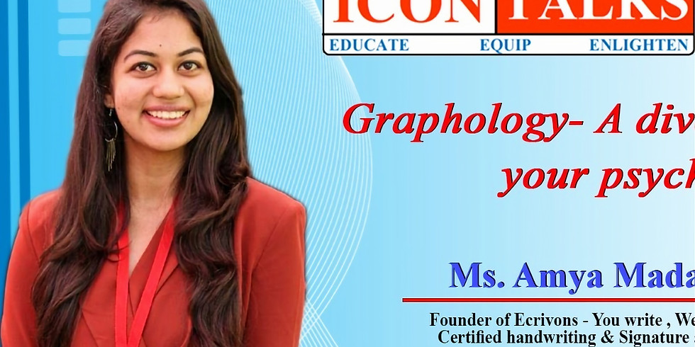 Guest Speaker at ICON TALKS