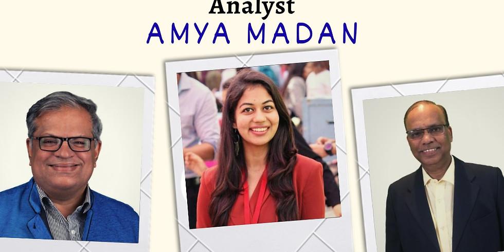 BLOOM: With Ms. Amya Madan