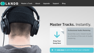 HipHop Everything : Free Mastering by LANDR