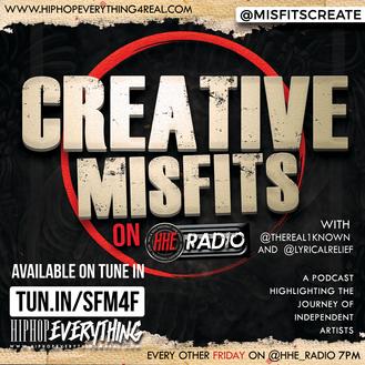 @MisfitsCreate's 1st year Anniversary + Interview with @iamLI_Mars