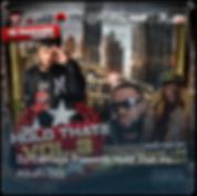 Hold That 8, DJ Damage, New Hip Hop Mixtape, Hip Hop Everything, Frank Lini