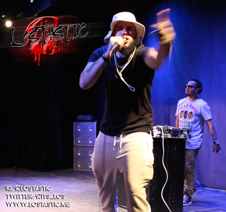 """Lostastic Feeds The Buzz - Look out for """"Sensei Gives You Senseitions"""" #HipHopEverything"""