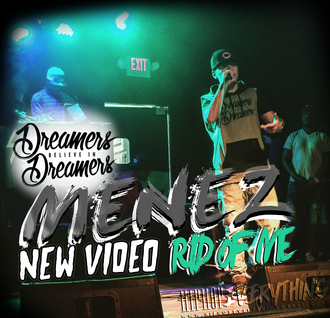 Dreamers Believe In Dreamers' own MENEZ Drops a New Video: Rid Of Me @Flow_Menez #HipHopEverythi