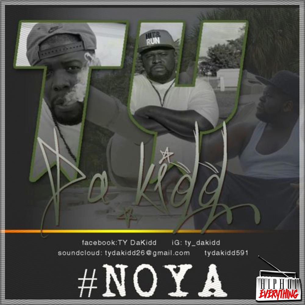 Ty Da Kidd Blog feature with Hip Hop Everything #IndieHotspot
