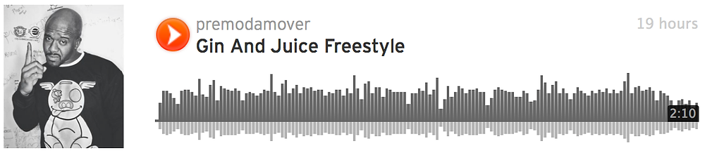 Gin and Juice Freestyle