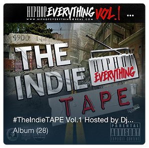 The Indie Tape, Hip New Hip Hop Music, Hop Everything, DJ Lumoney,