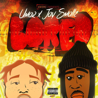 "UMAR & JAY SMALLZ set the scene up for ""BORED"" (@Umar_WeMC / @JaySmallz7)"