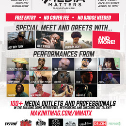 [SXSW] 4th Annual Media Matters Soundstage via @MakinItMag