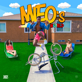"""[New Music Alert] @YungMieo """"Mieo's World"""""""