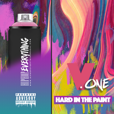 [New Music Alert] Hard In The Paint Vol.1 - A New HHE Radio Playlist.