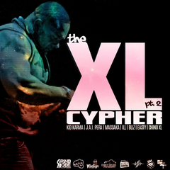 Grind Mode Cypher hits us with the @ChinoXL - #GrindModeCypher Pt. 2