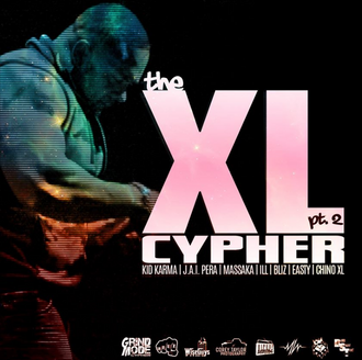 Grind Mode Cypher hits us with the @ChinoXL-#GrindModeCypherPt. 2