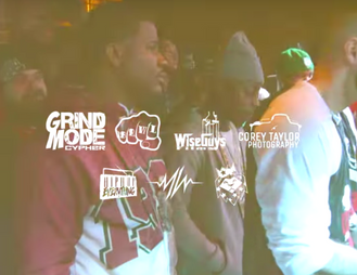 New Grind Mode Cypher ‪#‎NWX‬ @DNA_GTFOH & @_K_SHINE - (prod. by @WiseguyLingo)