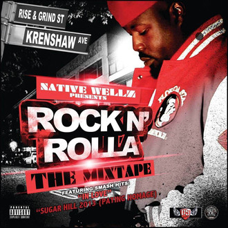 Native Wellz talks to #HipHopEverything | Rock N' Rolla