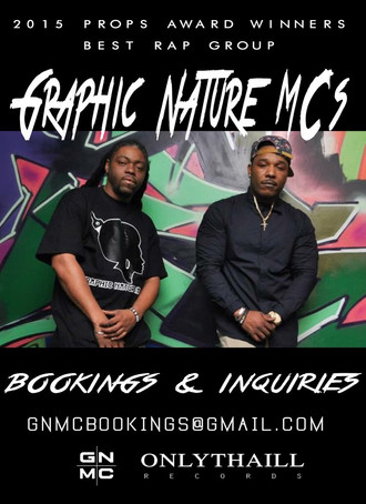 Check out Graphic Nature MCs on #HipHopEverything @MrMisfit33 @Soillie