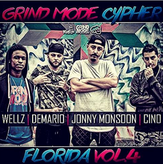 [New Cypher] Grind Mode Cypher Florida Vol. 4