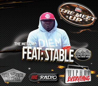 #TheMeetUP Artist Interviews Ep.1 Featuring @IAMSTABLE #SMG
