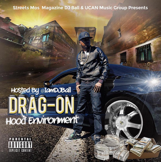 Watch Out for Drag-On. He giving you that work. SEE WHY! @IamDrag_On #HoodEnvironment #HipHopEveryth