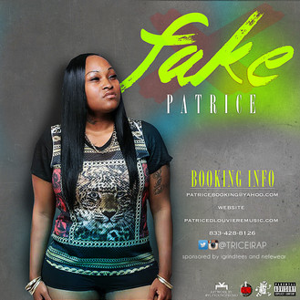 Houston Femcee, Mz Trice hits the waves with FAKE on #HipHopEverything